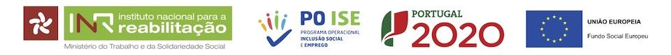 logotipos das entidades financiadoras